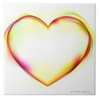 Corazón 2 teja