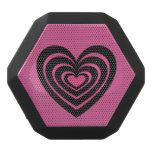 Corazón alineado personalizable
