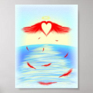 Corazón altísimo poster