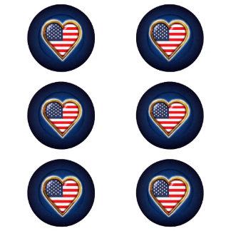 Corazón americano