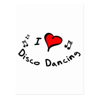 Corazón-Amor del baile I del disco Postal