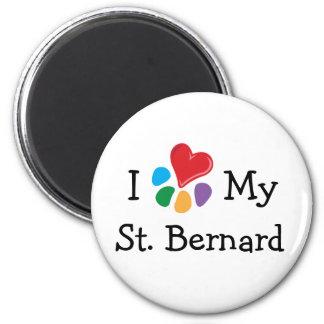 Corazón animal de Lover_I mi St Bernard Iman