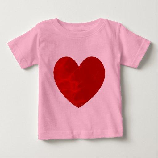 Corazón apasionado tee shirt
