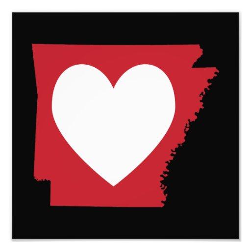 Corazón Arkansas Foto