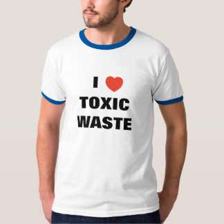[Corazón] basura tóxica I Polera