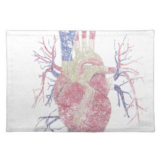 Corazón (Biro) Manteles