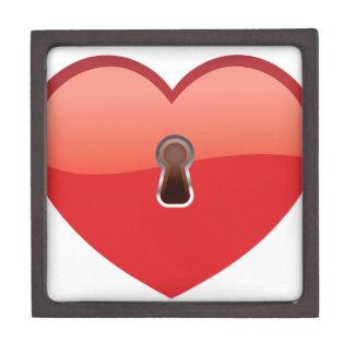 Corazón Cajas De Recuerdo De Calidad
