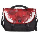 Corazón cariñoso bolsas de portatil