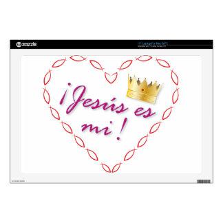corazon cristiano skins para 43,2cm portátil