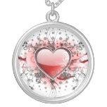 Corazón de amor - grímpola