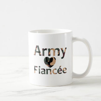Corazón de Camo del prometido del ejército Taza Clásica