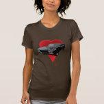 Corazón de Chevelle Camiseta