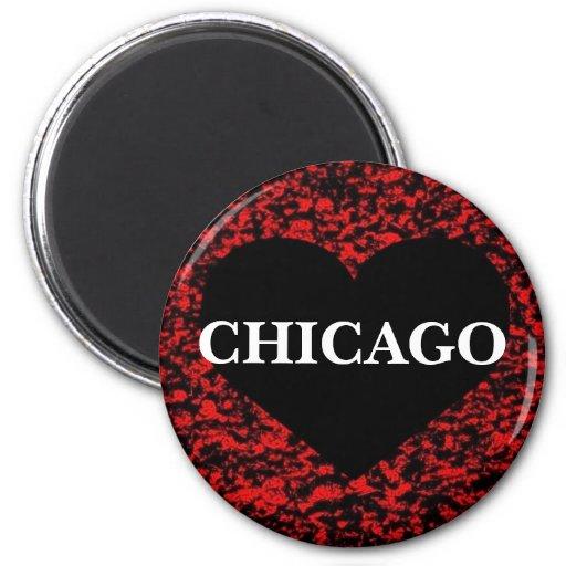 Corazón de Chicago Iman