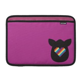 Corazón de Furby Funda Macbook Air
