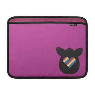 Corazón de Furby Fundas Para Macbook Air