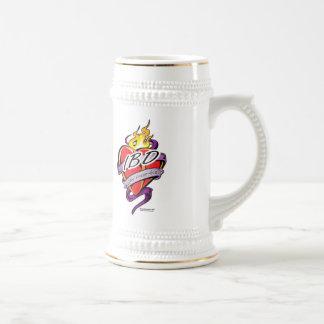 Corazón de IBD Taza De Café
