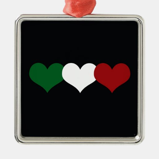 Corazón de Italia Adorno Para Reyes