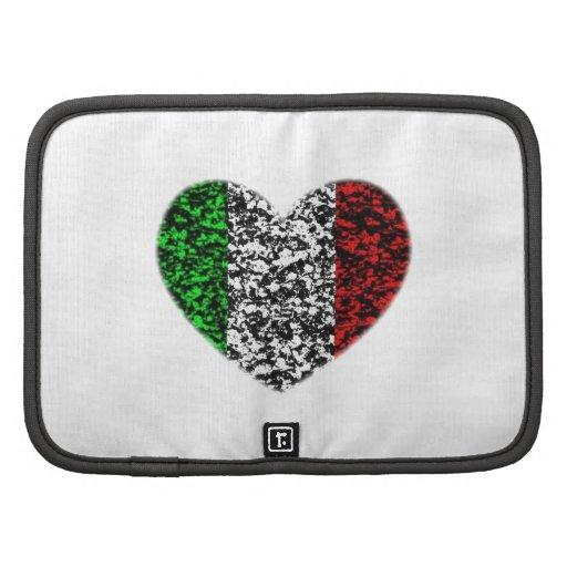 Corazón de Italia Planificadores