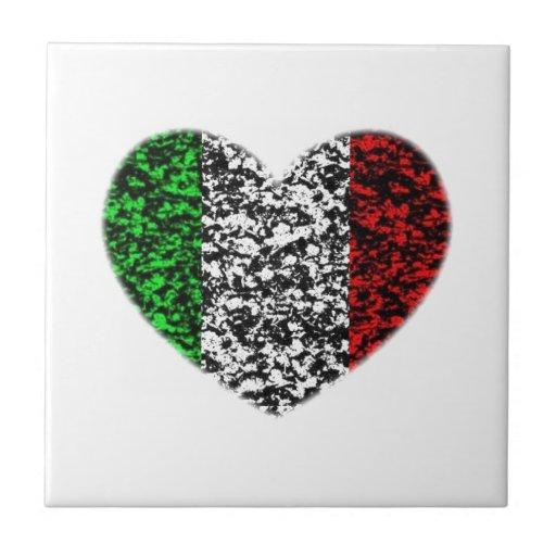 Corazón de Italia Tejas Cerámicas