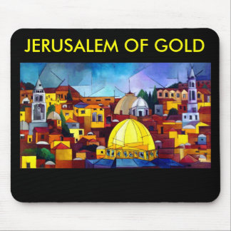 CORAZÓN DE JERUSALÉN MOUSEPADS