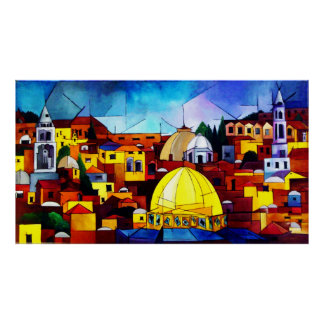 Corazón de Jerusalén Póster