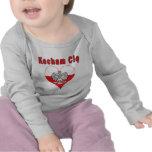 Corazón de Kocham Cie Eagle Camisetas