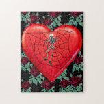 Corazón de la araña puzzles