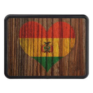 Corazón de la bandera de Bolivia en el tema de Tapas De Remolque