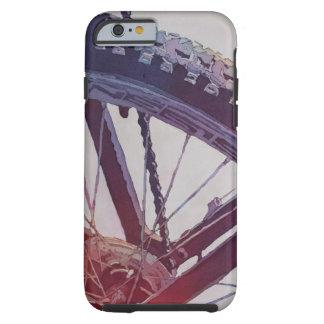 Corazón de la bici funda de iPhone 6 tough