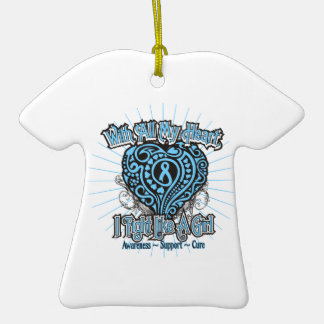 Corazón de la enfermedad de tiroides que lucho com ornamentos de reyes magos