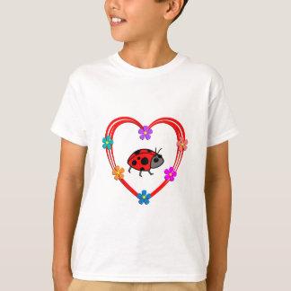 Corazón de la mariquita playera