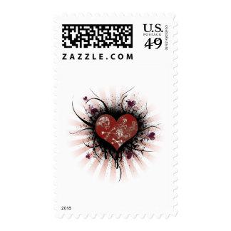 Corazón de la muerte sello