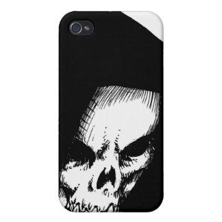 Corazón de la oscuridad iPhone 4 protector