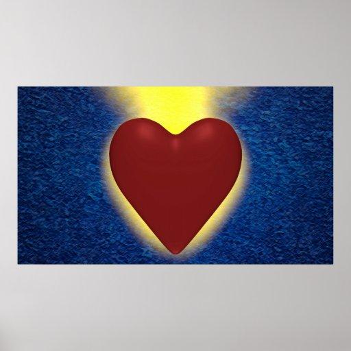 Corazón de la pasión posters