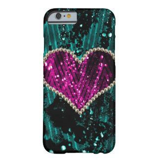 Corazón de la perla funda barely there iPhone 6