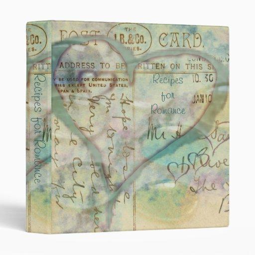 """Corazón de la postal carpeta 1"""""""