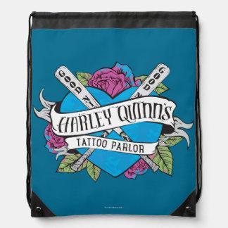 Corazón de la sala del tatuaje del suicidio mochilas