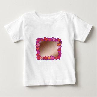 Corazón de la sol del girasol de la flor de Chakra Camisas