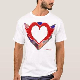 Corazón de la tapicería playera