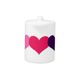 Corazón de la tarjeta del día de San Valentín