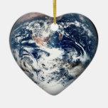 Corazón de la tierra (añada el color de fondo)