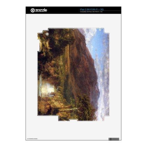 Corazón de los Andes por la iglesia de Federico Ed Skin Para El iPad 2