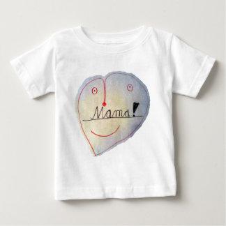 corazón de mamá camisas