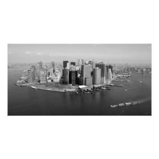 Corazón de Manhattan Photocard Tarjeta Fotográfica Personalizada