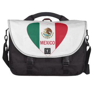 Corazón de México Bolsas Para Portátil