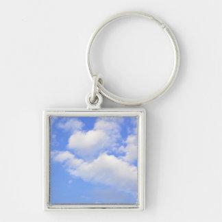 Corazón de nubes