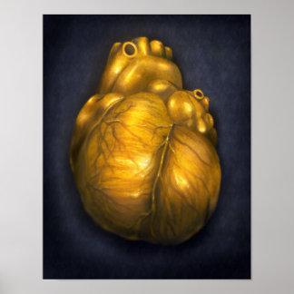 Corazón De Oro - Heart Of Gold Poster 8x10