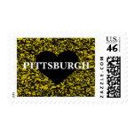 Corazón de Pittsburgh Sellos
