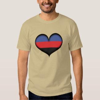 Corazón de Polyamorous Camisas