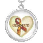 Corazón de RSD Colgante